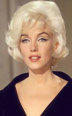 Marilyn Monroe Was Still Lovely, But Definitely Did Not Look Like Herself Near The End.