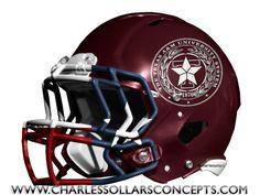 Charles Sollars Concepts @charles elliott elliott Sollars @charles elliott elliott Sollars http://www.charlessollarsconcepts.com/texas-am-aggies-pride-of-texas-concept-helmet/ #TAMU #adidas #sec #aggies #12thman