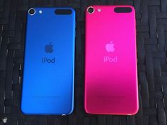 iPod touch 6th Gen very good colors and design features very thinks diggers