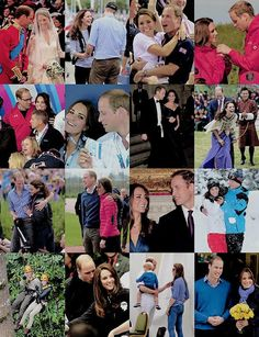 Prince William and Duchess Kate sweet moments Prince William And Kate, William Kate, Duchess Kate, Duke And Duchess, 2017 Photos, Happy Valentines Day, In This Moment, Baseball Cards, Instagram