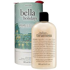 Philosophy Bella Holidays: Shop Body Cleanser | Sephora $16