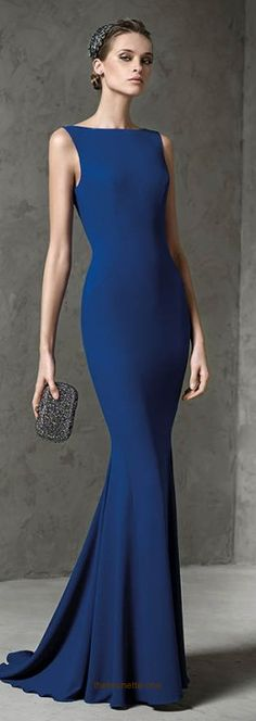 Evening Gowns Formal Dresses for Women Empire Waist Gown – dearmshe Glamorous Evening Dresses, Beautiful Cocktail Dresses, Long Cocktail Dress, Beautiful Gowns, Pretty Dresses, Evening Gowns, Dinner Gowns, Belle Silhouette, Bridesmaid Dresses