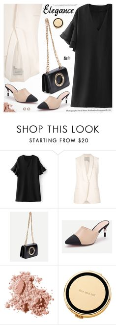 """""""Be Elegant"""" by pokadoll ❤ liked on Polyvore featuring Lanvin, Bobbi Brown Cosmetics, Kate Spade and Trilogy"""