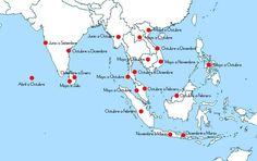 Resultados de la búsqueda de imágenes: mapa mundi del sudeste asiatico - Yahoo Search