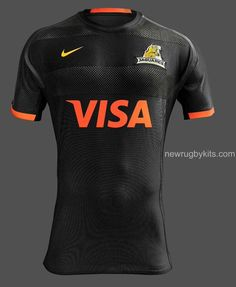 These are the new Jaguares rugby kits 2016, the uniforms that Argentina's new Super Rugby outfit Los Jaguares' will wear in their inaugural S18 season. Made by Nike, the new Los Jaguare…