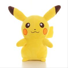 30 cm Pikachu Juguetes de Peluche de Alta Calidad Del Anime Lindo Juguetes de Peluche Regalo de Los Niños Juguete de Los Niños de Dibujos Animados de Peluche Pikachu de Peluche muñeca