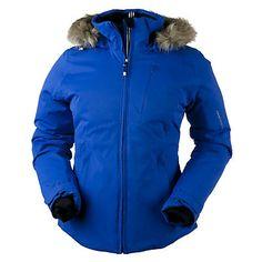 d625b5ffff Obermeyer Tuscany Petite Womens Insulated Ski Jacket- Red Ski Pants