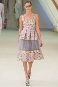 Erdem Spring 2013 Ready-to-Wear