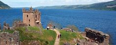 Loch Ness, Glencoe and the Highlands Tour