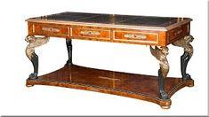 empire asztal Bútorstílusok jellemzése