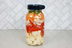 Fool Proof Fermented Giardiniera
