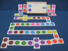 Dominos - Juguetes didácticos, material didáctico, jardin de infantes, nivel inicial, Juegos, Juguetes en madera Animal Activities For Kids, Toddler Activities, Recycled Crafts, Diy And Crafts, Ludo, Dora, Teaching Aids, Preschool Math, Tot School