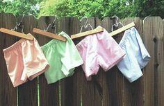 Boys Shorts Seersucker Sizes 6 months  4T by ChelseaClothingCo, $16.00