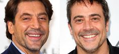 Entertainment and celebrity news, interviews, photos and videos from TODAY Celebrity Look, Celebrity News, Javier Bardem, Jeffrey Dean Morgan, Look Alike, Pop Culture, Twins, Interview, Entertaining