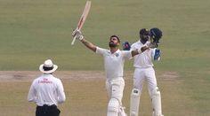 Virat Kohli surpasses Brian Lara for most double centuries as captain      Kohli overtook West Indies great Brian Lara, who held the recor...