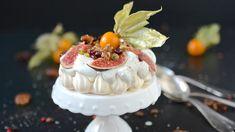 Pavlova di Natale Pavlova, Lidl, Cupcakes, Desserts, Recipes, Butter, Food, Pies, Kuchen
