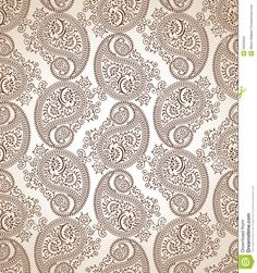 paisley silver wallpaper vector background - Buscar con Google