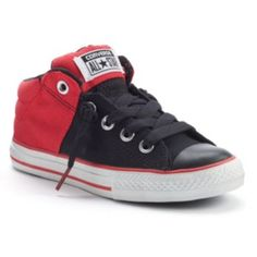 1142761e1aff Converse Chuck Taylor All Star Axel Mid-Top Sneakers for Boys Converse Mid  Tops