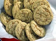 Chewy Skor Toffee Bits Cookies by Janice S - Key Ingredient Cookies Cupcake, Cookie Desserts, Chip Cookies, Cookies Et Biscuits, Cookie Recipes, Dessert Recipes, Cupcakes, Baking Cookies, Yummy Recipes