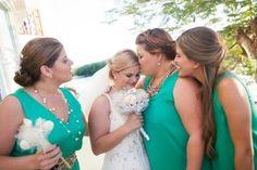 Elegant Beach Wedding   Shay Cochrane Photography   via themajesticvision.com