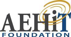 AEHIT Foundation logo I designed for a new CHIME association. Foundation Logo, Instructional Design, My Design, Company Logo, Logos, Logo, Industrial Design