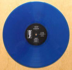 Carcass – Heartwork (2013 FDR Reissue) blue vinyl
