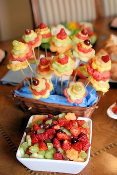 This would be really cute to do for a party