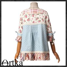 Artka tunic back