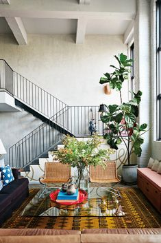 This Eclectic Loft Is the Epitome of Brooklyn Cool