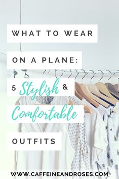 What to Wear on a Plane: 5 Stylish & Comfortable Outfits Capsule Wardrobe Work, Travel Wardrobe, Travel Outfits, Travel Attire, Travel Wear, Solo Travel, Packing List For Travel, Packing Lists, Travel Tips