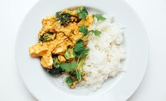 Tofu, Garam Masala, Stew, Risotto, Ethnic Recipes, Casseroles, Soups, Cilantro, Casserole Dishes