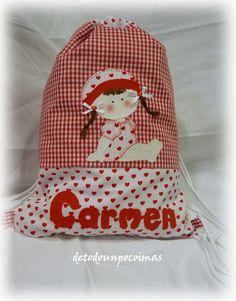 mochila guardería http://detodounpocoimas.blogspot.com.es/