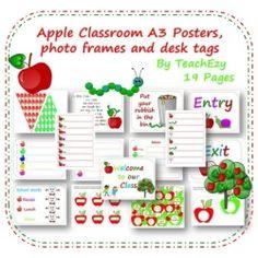 Apple Themed Classroom