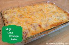 Mojito Lime Chicken Bake – Gluten Free {But is Gluten Free A Dangerous Fad?}