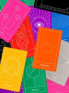 The Prism Oracle: Full Spectrum Edition — IrisEyris Game Design, Layout Design, Print Design, Logo Design, Graphic Design Posters, Graphic Design Illustration, Graphic Design Inspiration, Poster Designs, Modern Graphic Design