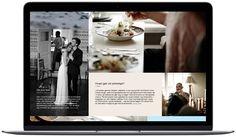 Tisvildeleje Strandhotel website – Design by Homework