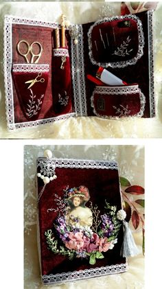 Like this sewing kit idea! :)