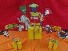 Toy Story Centerpiece by DreamComeTrueParties