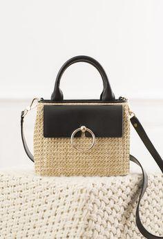 55b2d7449878 ANOUCK SMALL TRESSE - Accessoires - Claudie Pierlot Pierlot, Sac Pochette,  Sac Bandoulière,