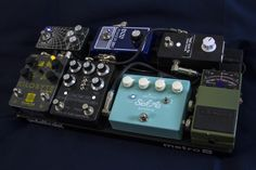 F##K YEAH! Effects Pedals