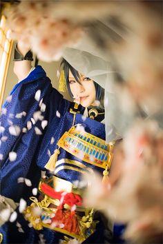 ryuichi randoll(Ryuichi) Mikazuki Munechika Cosplay Photo