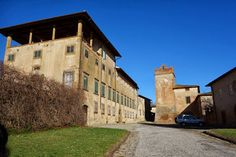 Villa Saletta, the ghost town