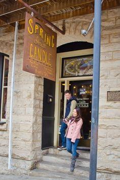 Downtown Shopping in Eureka Springs, Arkansas