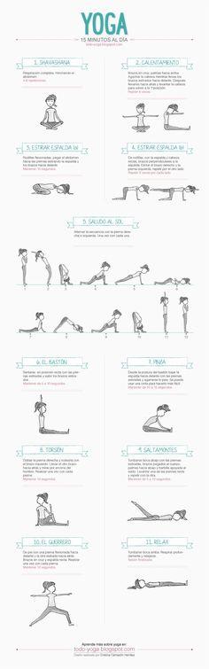 15 minutos de yoga por dia