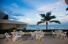 Salon del Mar Terrace @ La Concha Resort in Puerto Rico!