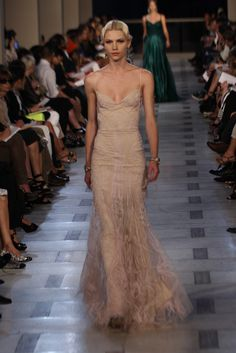 Zac Posen Spring/Summer 2012, NEW YORK Fashion Week
