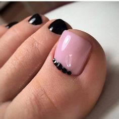 nails ideas are readily available on our website. Have a look and you wont be sorry you did. Pretty Toe Nails, Cute Toe Nails, Gorgeous Nails, My Nails, Toe Nail Color, Toe Nail Art, Nail Colors, Acrylic Nails, Feet Nail Design