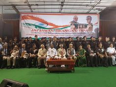 Participated in Jai Jawan Tiranga Utsav our Nation's 70th Independence Day Anniversary celebrations along with Hon'ble Home Minister for Telangana Shri. Nayani Narasimha Reddy, Air Vice Marshall Shri. P. Prakash Rao Rtd, Major Gen. Shri. Gorthi, Smt. Sujata Gupta, Col. SB Nair, Tarun Kumar and other at Indira Priyadarshini Auditorium, Public Gardens, Hyderabad.