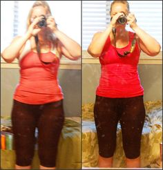 Advocare cleanse results…updated pictures
