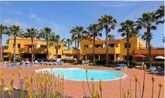 Appartement Oasis Royal Heerlijk genieten onder palmbomen aan het zwembad of strand op de Canarische Eilanden!